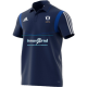 Broadwater CC Adidas Navy Polo