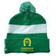 Oakham CC Green AR Bobble Beanie