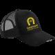 Oakham CC Black Trucker Hat