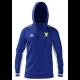Great Oakley CC Adidas Blue Hoody