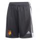 Walton Park CC Adidas Black Training Shorts