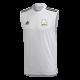 Loftus CC Adidas White Training Vest
