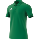Streatham and Marlborough CC Adidas Green Polo Shirt