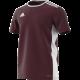 Ashby Hastings CC Adidas White Junior Training Jersey