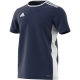Hartley Country Club CC Adidas Navy Junior Training Jersey