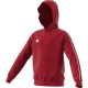 Teversal CC Adidas Red Junior Hoody