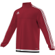 St Michael's on Wyre Primary School Adidas Red Training Top