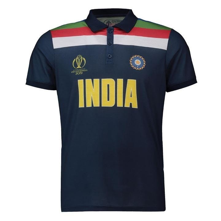 huge discount 0357a 0f1b7 India Cricket World Cup Retro Shirt