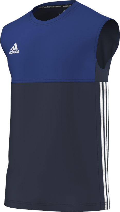 Stirling County CC Adidas Navy Training Vest