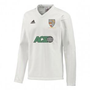 Aberdeenshire CC Adidas L-S Playing Sweater