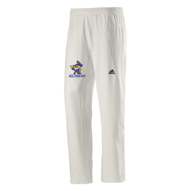 Acomb CC Adidas Junior Playing Trousers