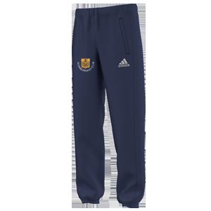 Acomb CC Adidas Navy Sweat Pants