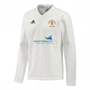 Audlem CC Adidas L-S Playing Sweater