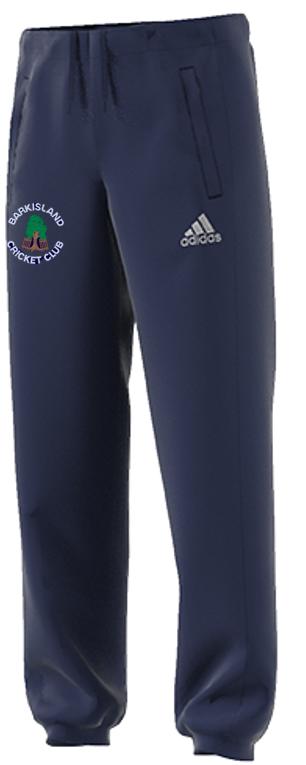 Barkisland CC Adidas Navy Sweat Pants