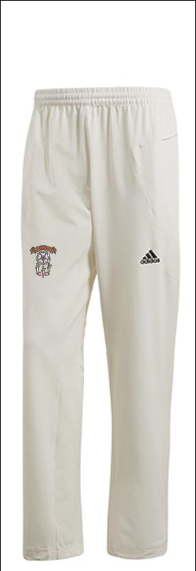 Barnoldswick CC Adidas Elite Junior Playing Trousers