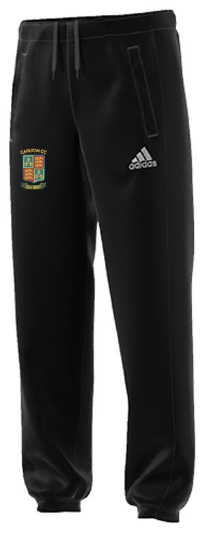 Carlton CC Adidas Black Sweat Pants