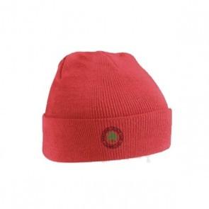 Cawthorne CC Red Beanie