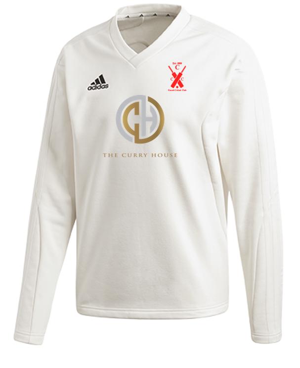 Cound CC Adidas Elite Long Sleeve Sweater