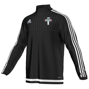 Eaton CC Adidas Black Training Top