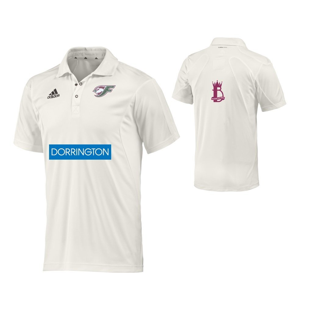 Finchley CC Adidas Junior Playing Shirt