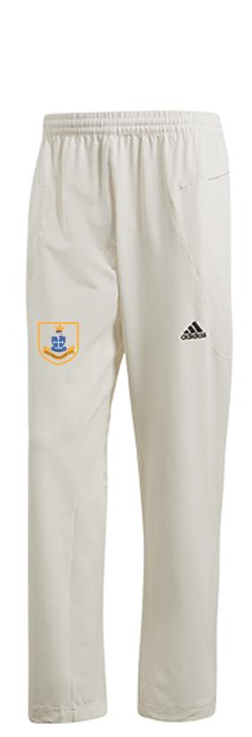 Goldsborough CC Adidas Elite Junior Playing Trousers