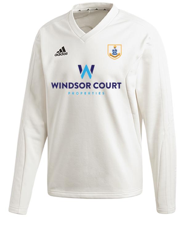 Goldsborough CC Adidas Elite Long Sleeve Sweater