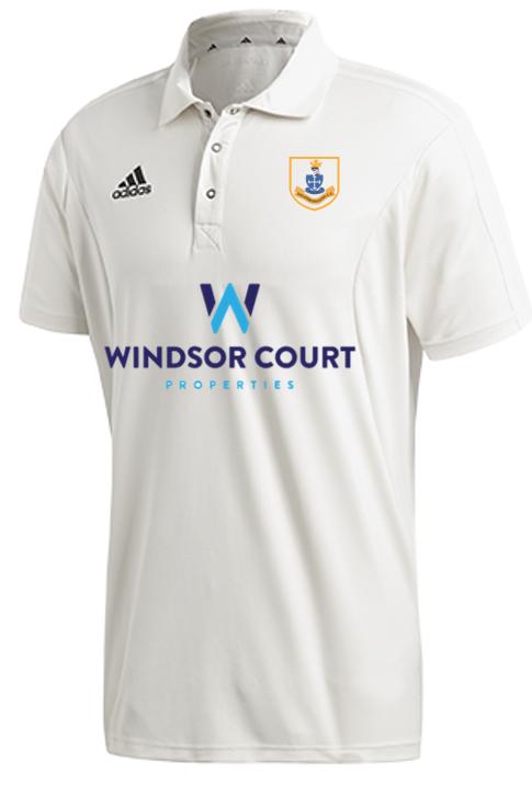 Goldsborough CC Adidas Elite Short Sleeve Shirt