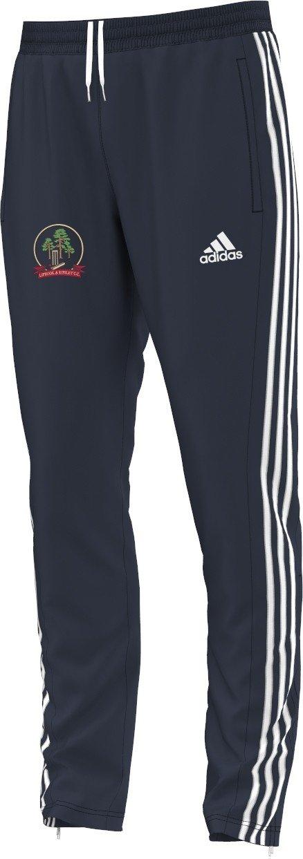 Liphook and Ripsley CC Adidas Navy Training Pants