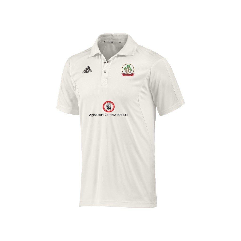 Liphook and Ripsley CC Adidas S-S Playing Shirt