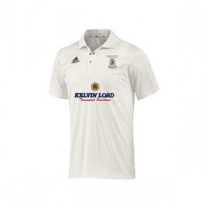Moorside CC Adidas Junior Playing Shirt