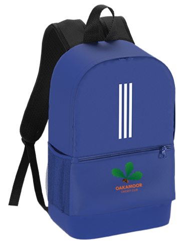 Oakamoor CC Blue Training Backpack