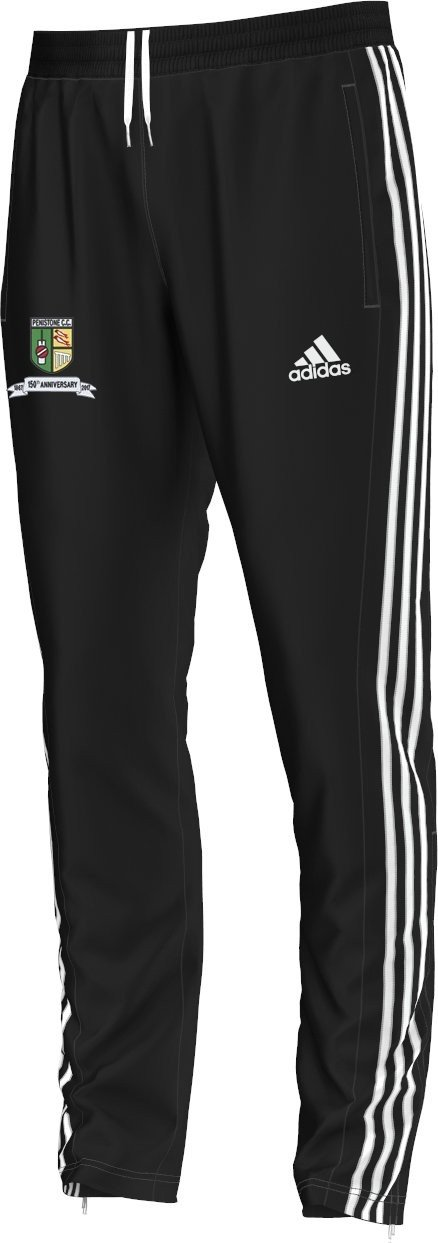 Penistone CC Anniversary Adidas Black Junior Training Pants