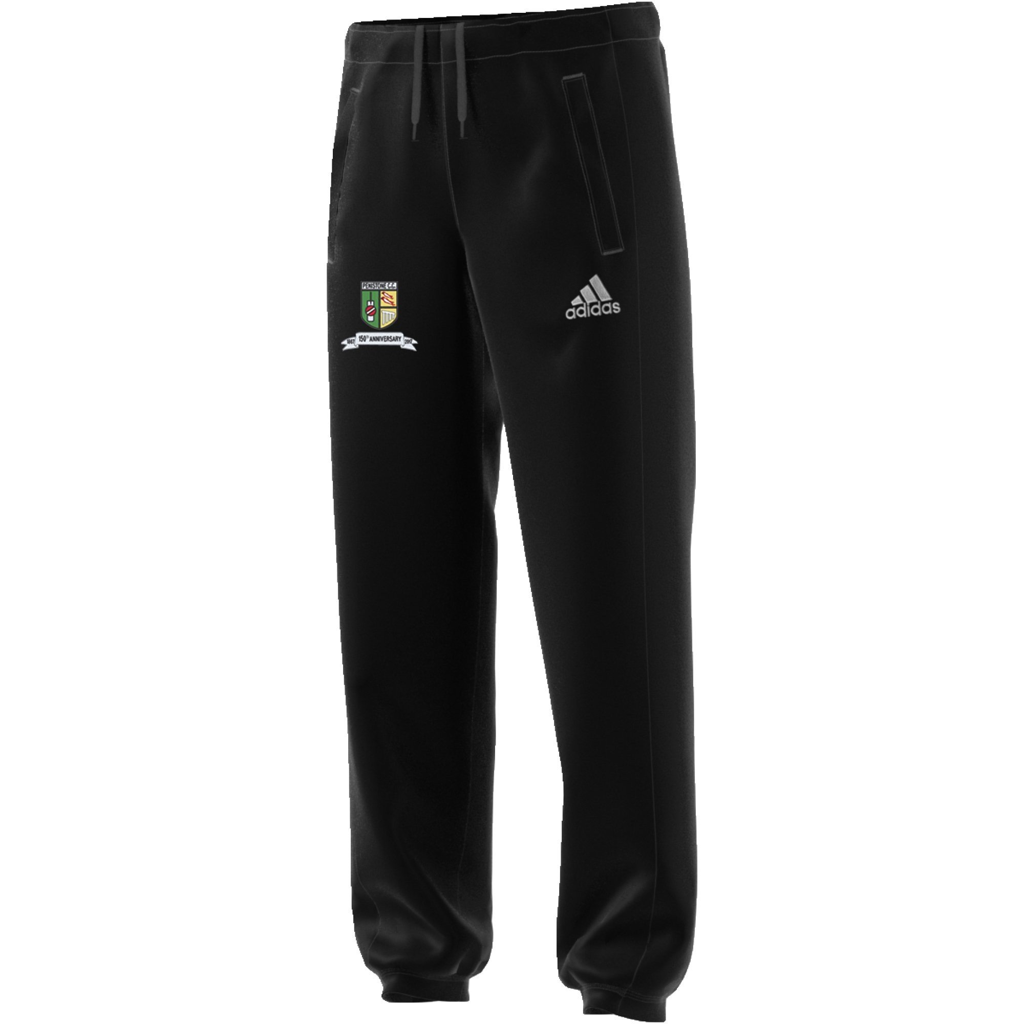 Penistone CC Anniversary Adidas Black Sweat Pants