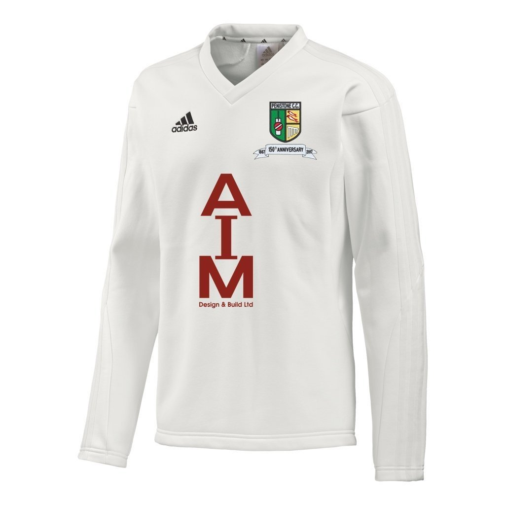 Penistone CC Anniversary Adidas L/S Playing Sweater