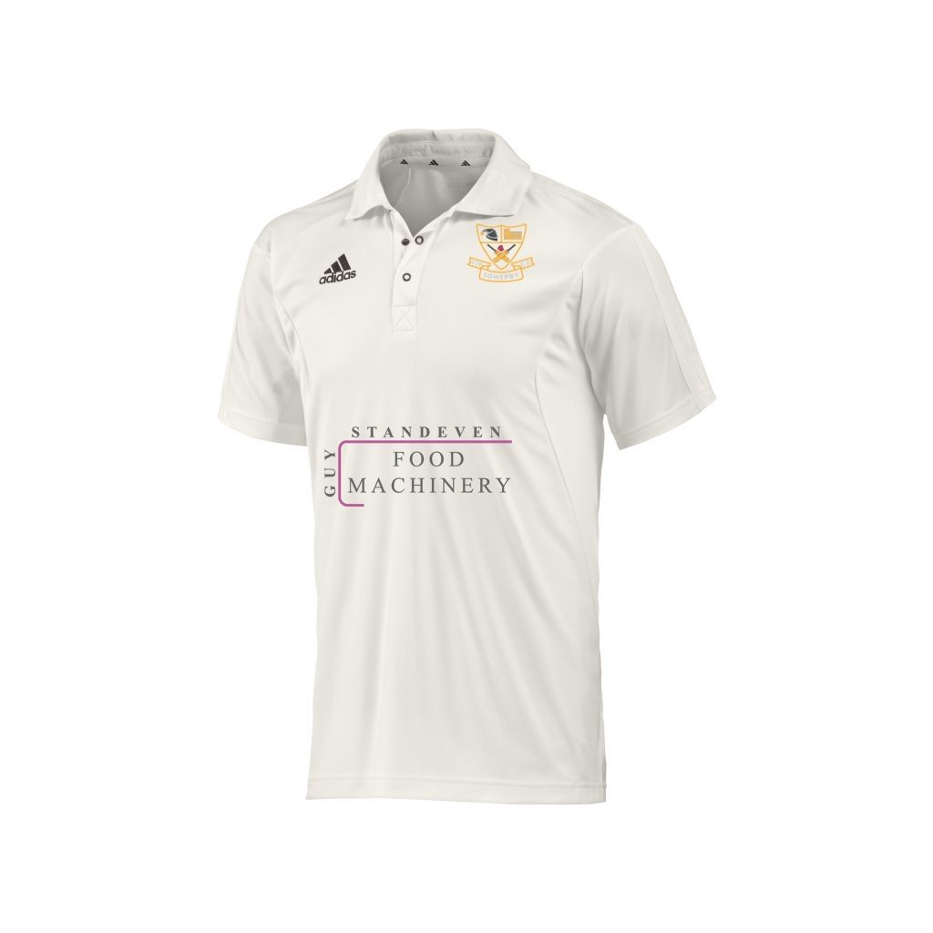 Sowerby St Peters CC Adidas Junior Playing Shirt