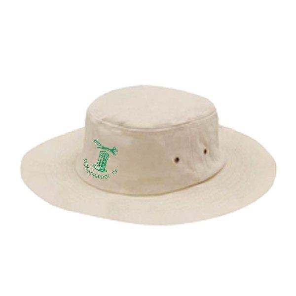 Stocksbridge CC Sun Hat