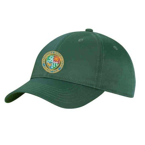 Streatham and Marlborough CC Green Baseball Cap