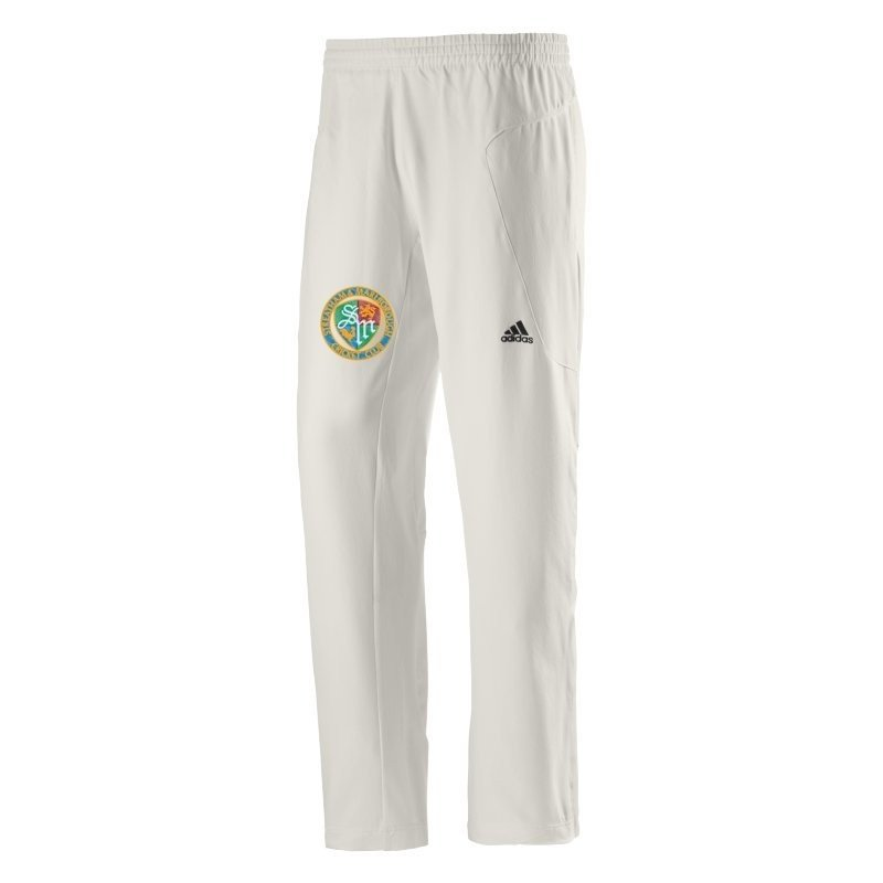 Streatham and Marlborough CC Adidas Playing Trousers