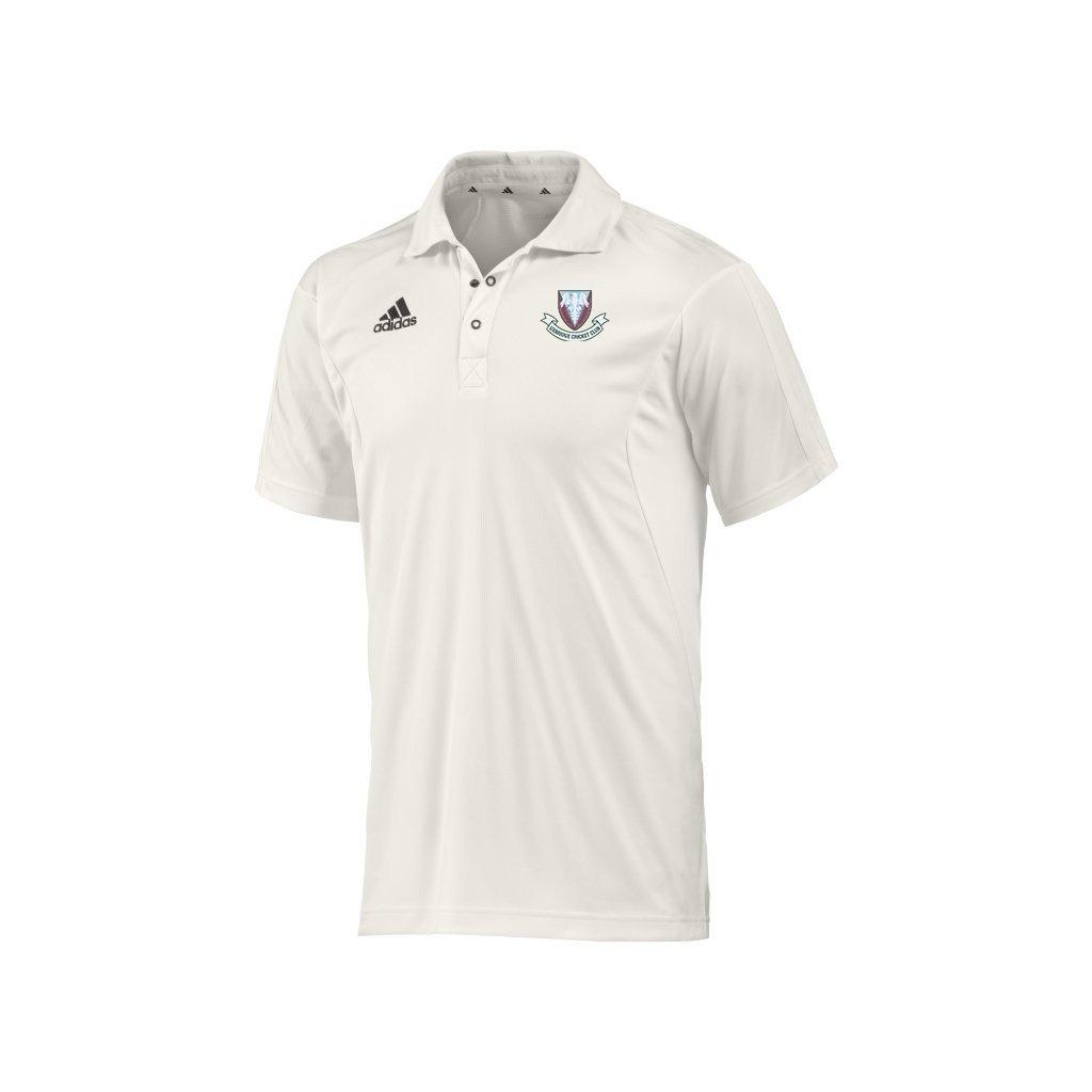 Uxbridge CC Adidas Junior Playing Shirt