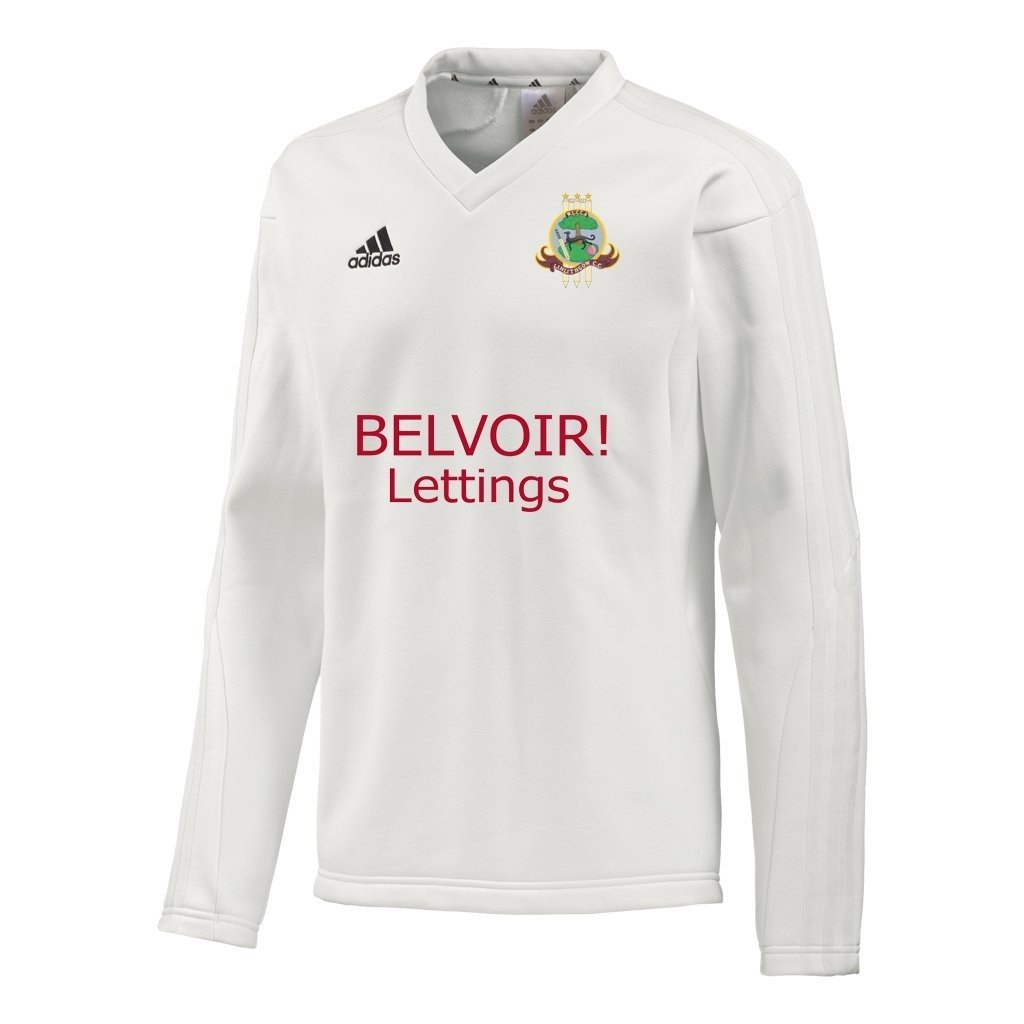 Linlithgow CC Adidas L-S Playing Sweater