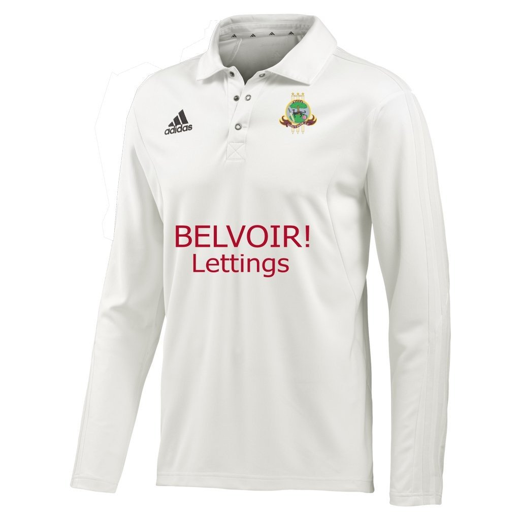 Linlithgow CC Adidas L-S Playing Shirt
