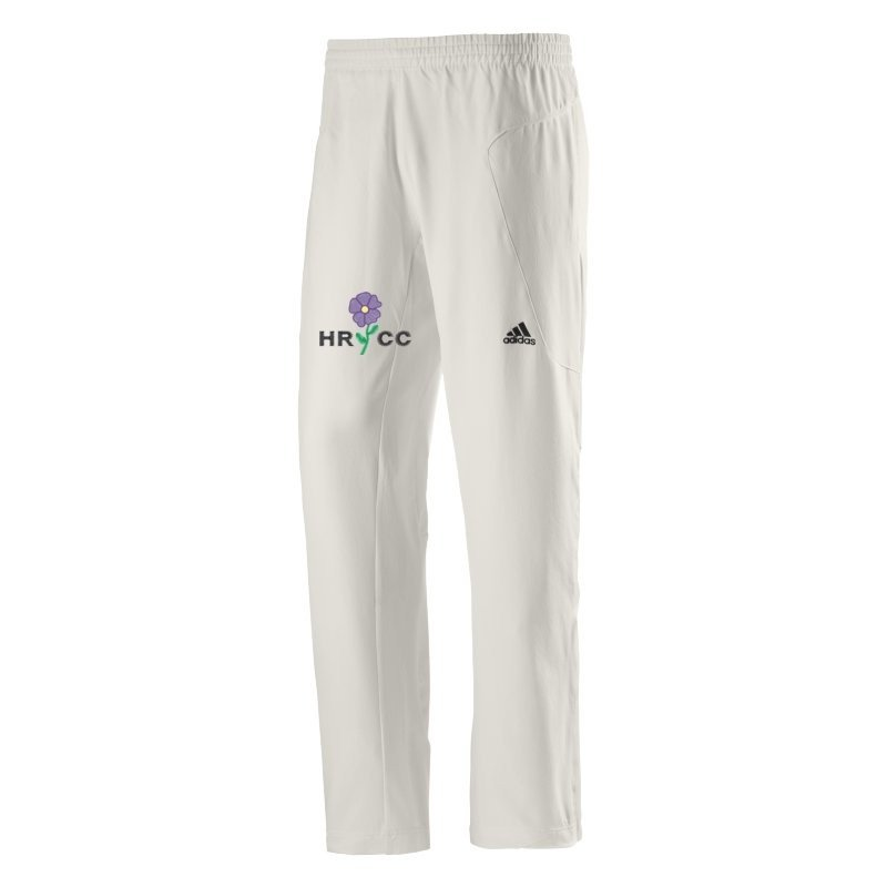 Hutton Rudby CC Adidas Junior Playing Trousers