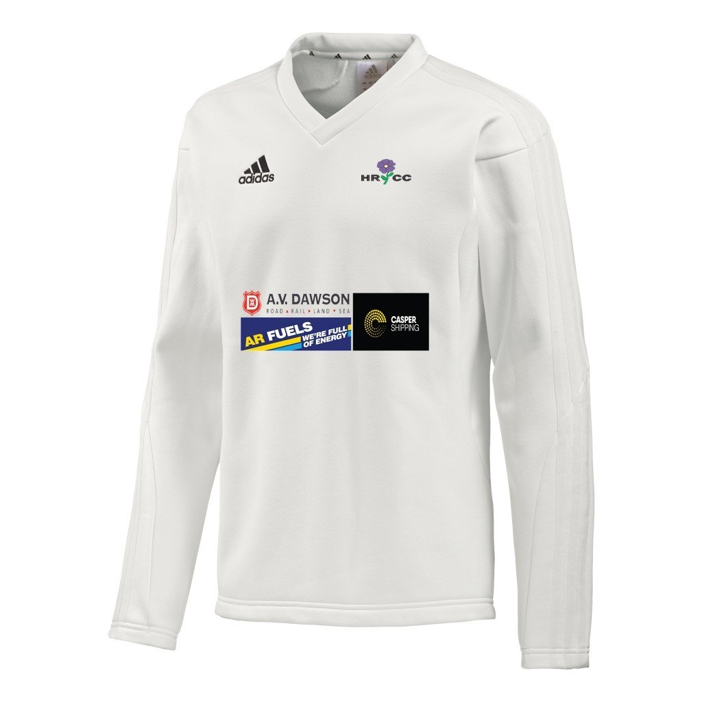 Hutton Rudby CC Adidas L-S Playing Sweater