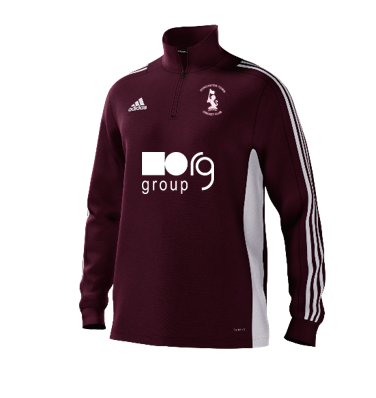Doncaster Town CC Adidas Maroon Training Top