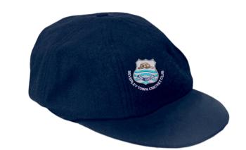 Beverley Town CC Navy Baggy Cap