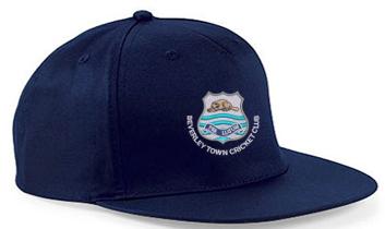 Beverley Town CC Navy Snapback Hat