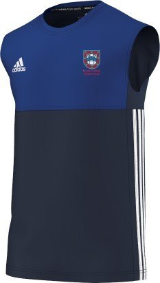 Pudsey Congs Adidas Navy Training Vest