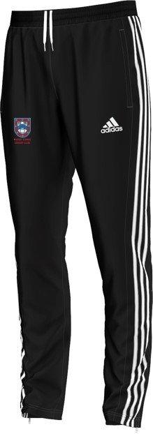 Pudsey Congs Adidas Black Training Pants