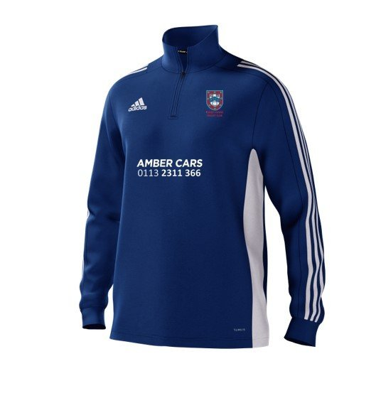 Pudsey Congs Adidas Blue Training Top