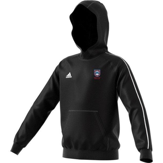 Pudsey Congs Adidas Black Hoody